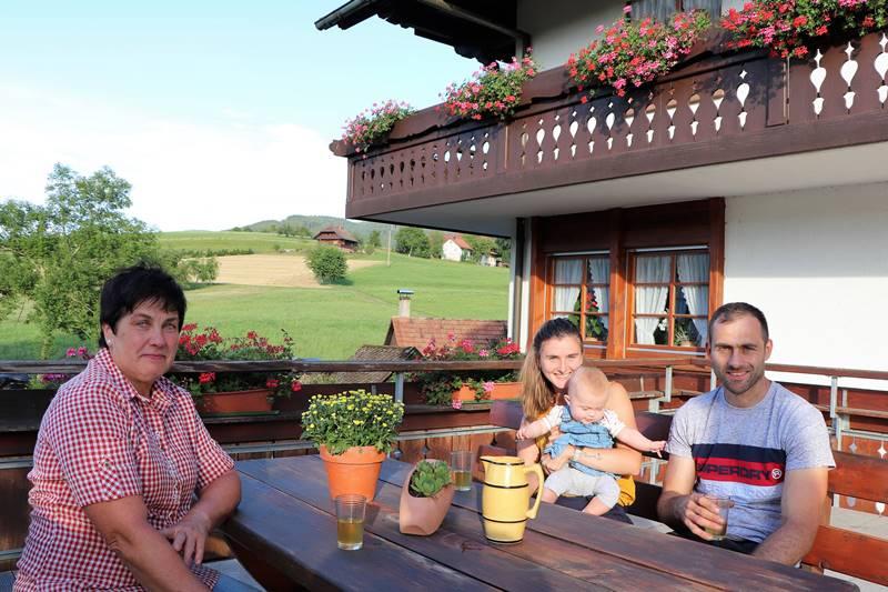 Familie Hugeseppehof